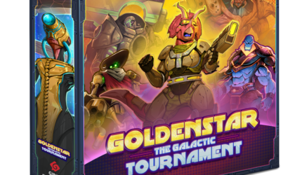 Goldenstar is coming to Gamefound!