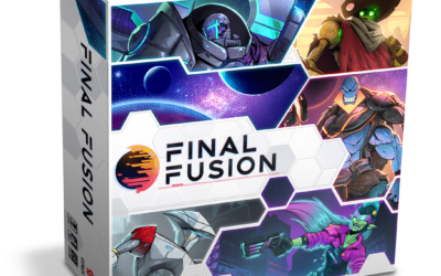 Final Fusion is coming to Kickstarter